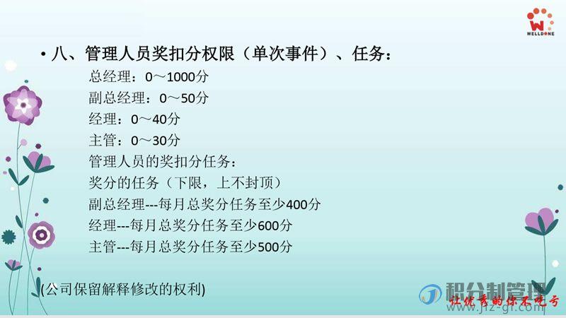广州唯登积分制管理启动大会宣讲PPT(图8)